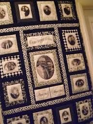 anniversary photo quilt - Google Search