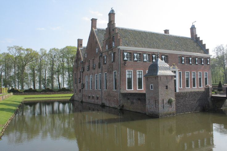 Uithuizen (Groningen) - Menkemaborg