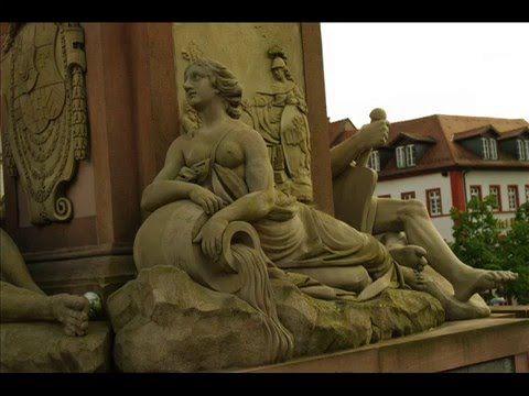 Fotos de: Alemania - Heidelberg - 5ª Parte - Puente Antigüo y vistas