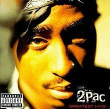 2Pac Greatest Hits:  I love everything 2Pac... and this is one of my favourite albums to listen to when i'm doing chores, relaxing and thinking about life... and of course while driving to and from work.... gotta love 2Pac!!! RIP boo!!!!