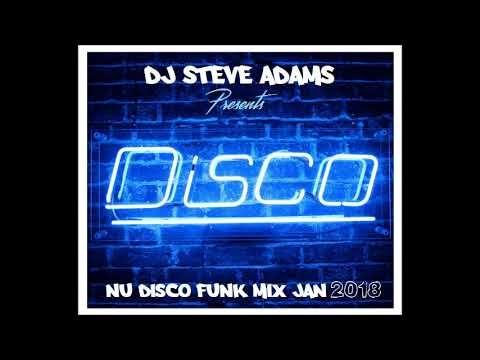 Nu Disco Funk Mix Jan 2018 - YouTube