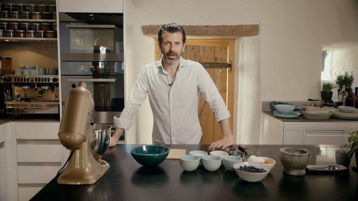 Recipe Clafoutis mit Blaubeeren