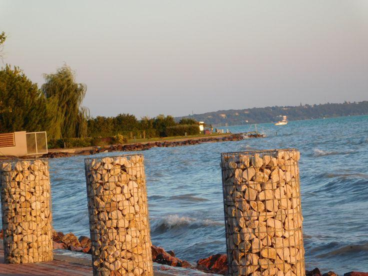 Balatonkenese lakeshore