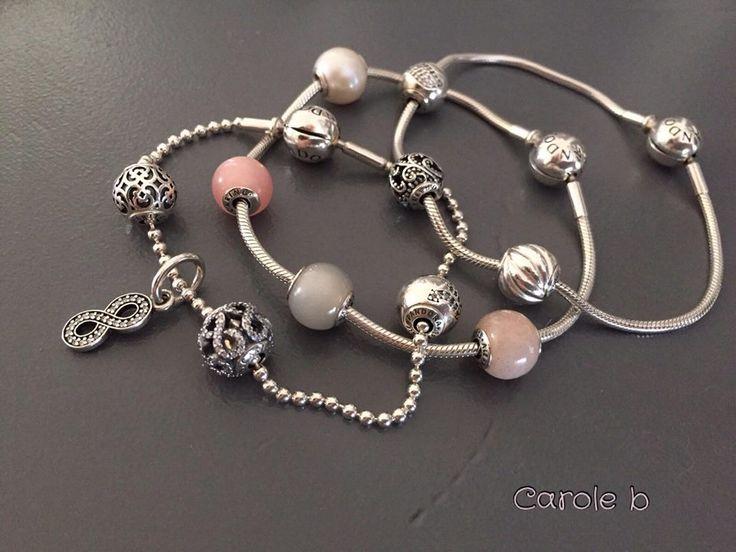 #PANDORAvalentinescontest my Essence bracelet <3