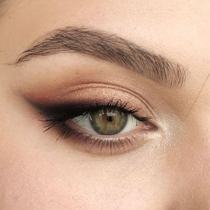 20 Heißesten Smokey Augen Make Up Ideen