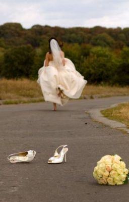 The Runaway Bride... #wattpad #fanfiction