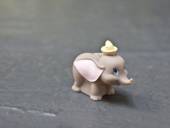 Dumbo Rubber Toy Walt Disney Elephants Toys Walt