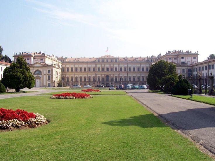 Residenze Asburgo : Villa Reale di Monza