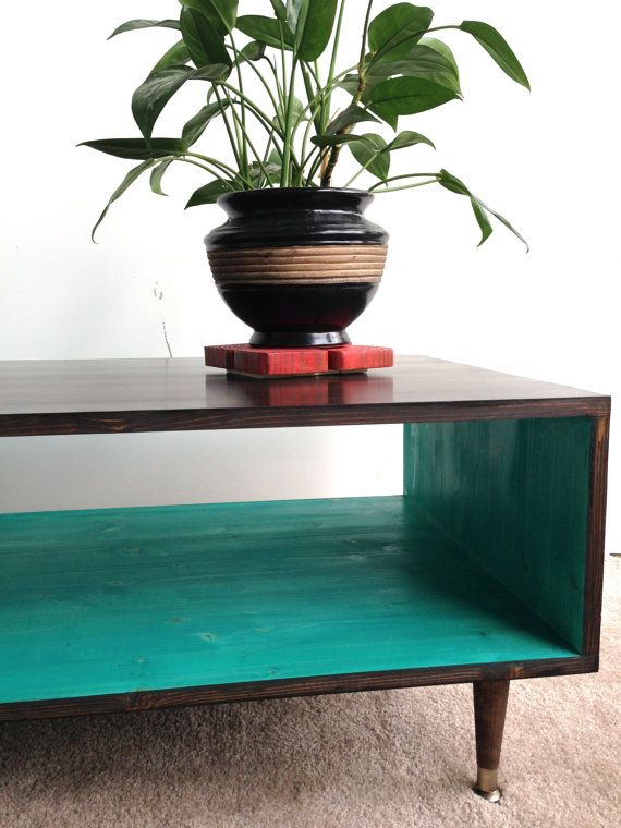 Best 25 teal coffee tables ideas on pinterest yellow for Teal coffee table