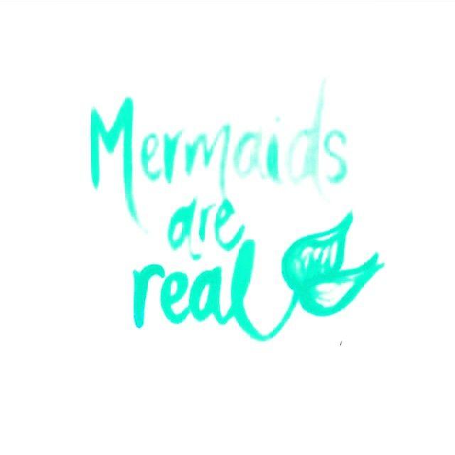 Tag a believer #lorenhope #modmermaid #mermaidsarereal