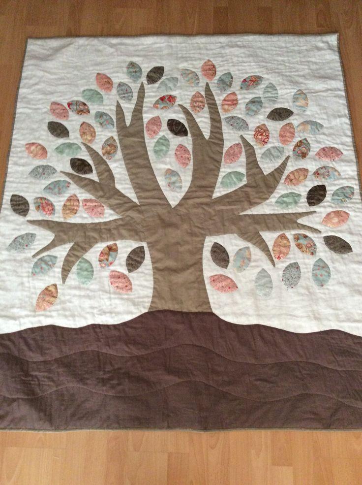 """Mi cabecero: """"El árbol de la Vida"""""""