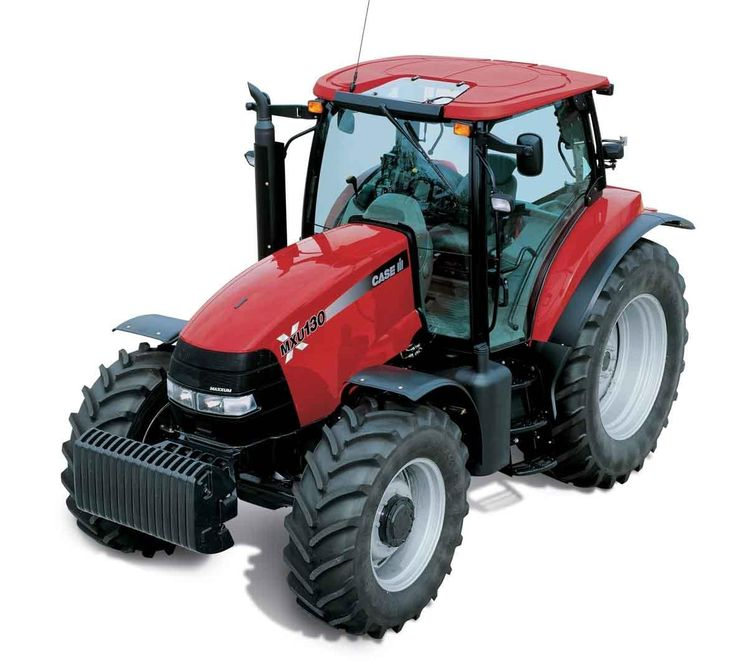 Avis MXU 130X Line de la marque Case IH - Tracteurs agricoles