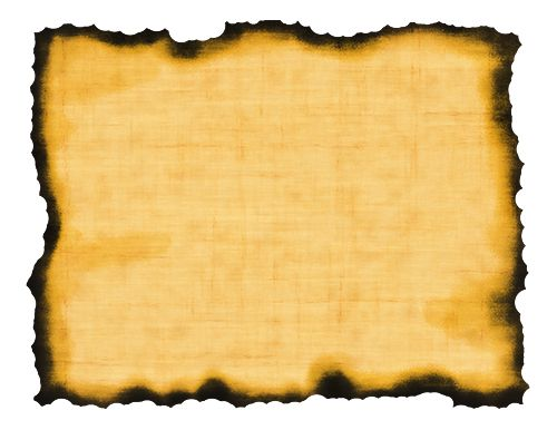 Blank treasure map. Ideal for a Treasure Map or Pirate event.