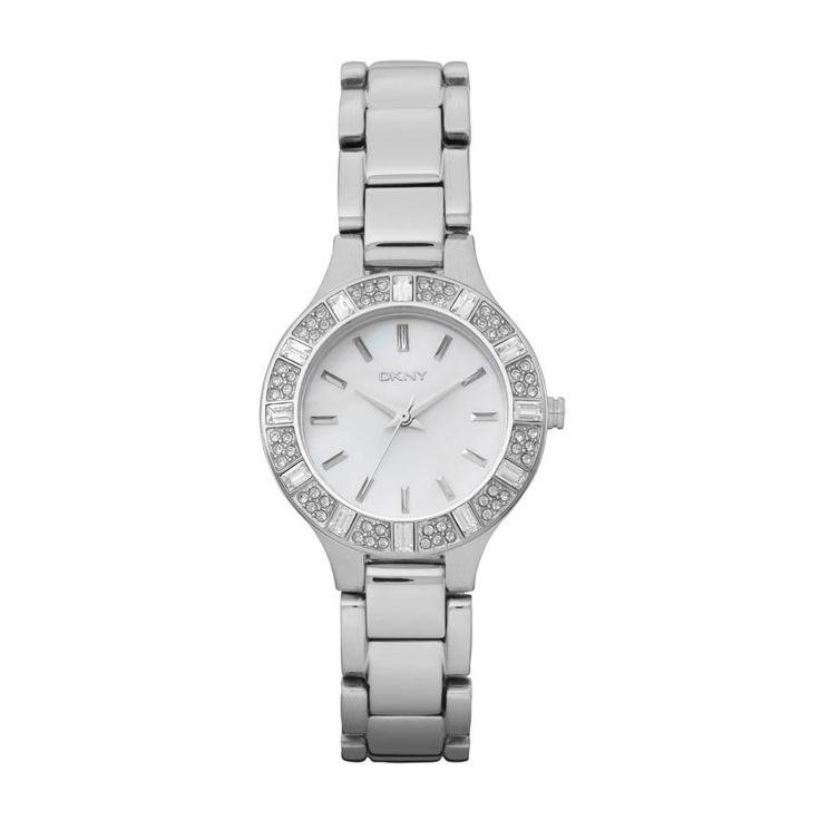 DKNY Ladies Watch-NY8485 silver
