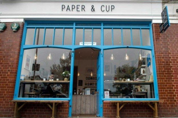 Paper & Cup | 10 Inspirational Community Cafes In London