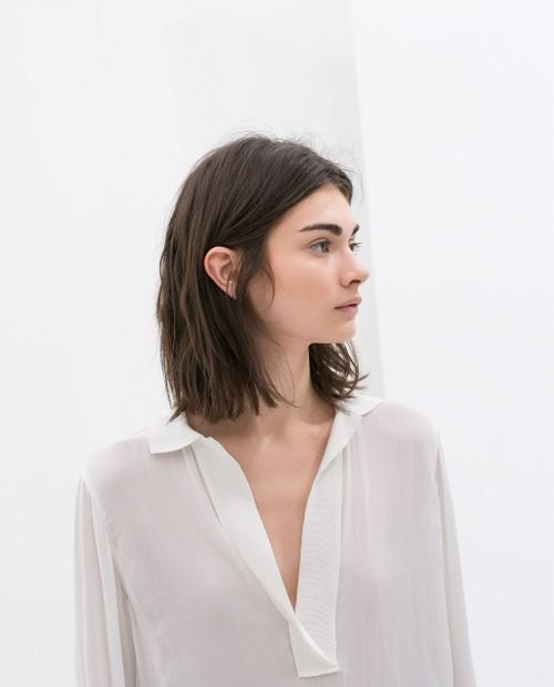 Amazing 1000 Ideas About Blunt Bob Haircuts On Pinterest Short Blunt Short Hairstyles For Black Women Fulllsitofus