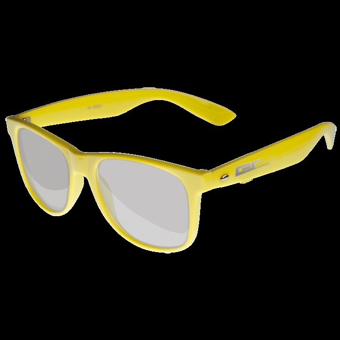 $15 MasterDis Groove Shades Clear GStwo Lunette jaune