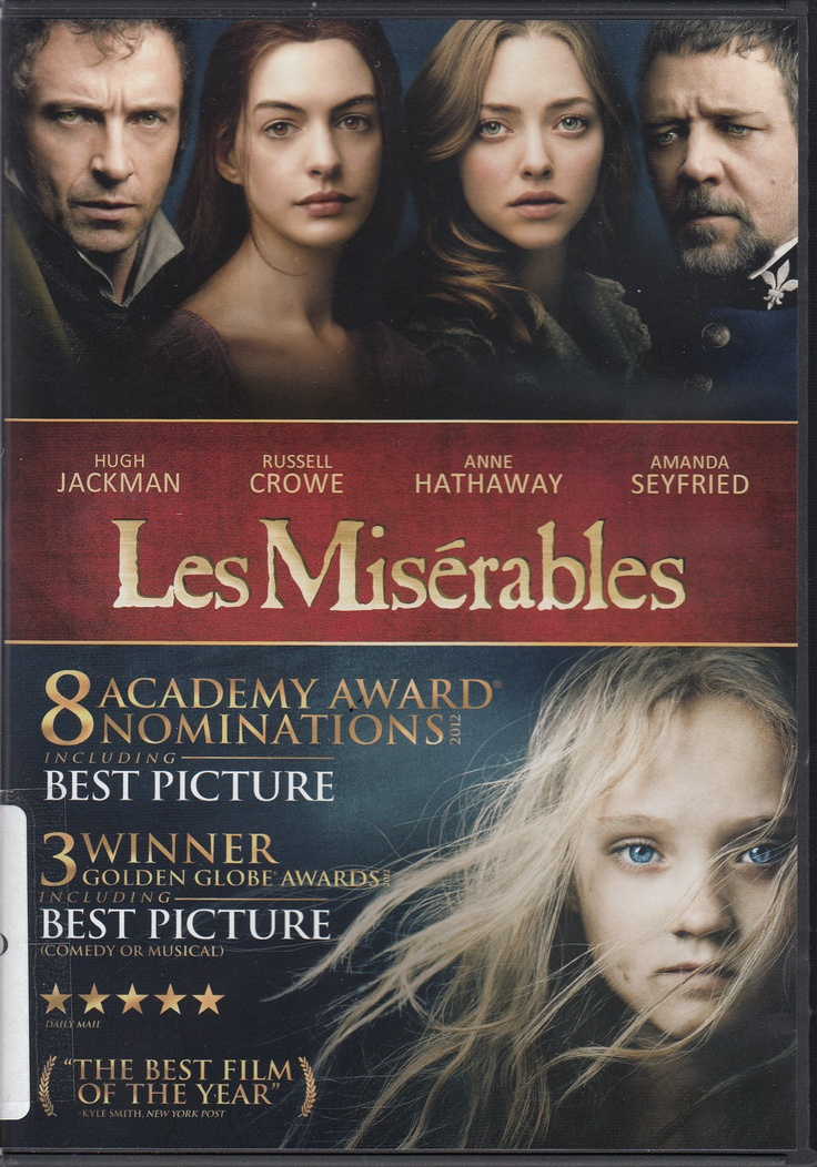 I enjoyed this musical but much prefer the movie.  I loved the movies!   Les Miserables