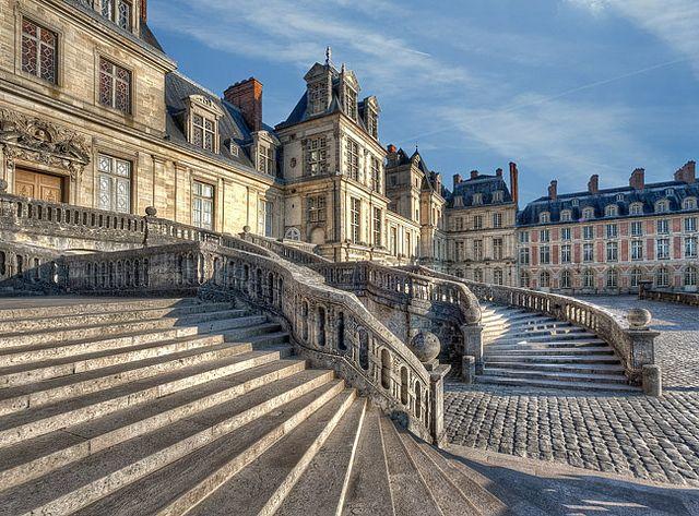 Le château de Fontainebleau | by Ganymede - Over 5 millions views.Thks!
