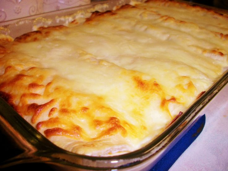"""Cream Cheese Chicken Enchiladas ~ Says: """"This recipe is seriously one of the best things I have ever put in my mouth. I have no other words. These are that good!"""""""