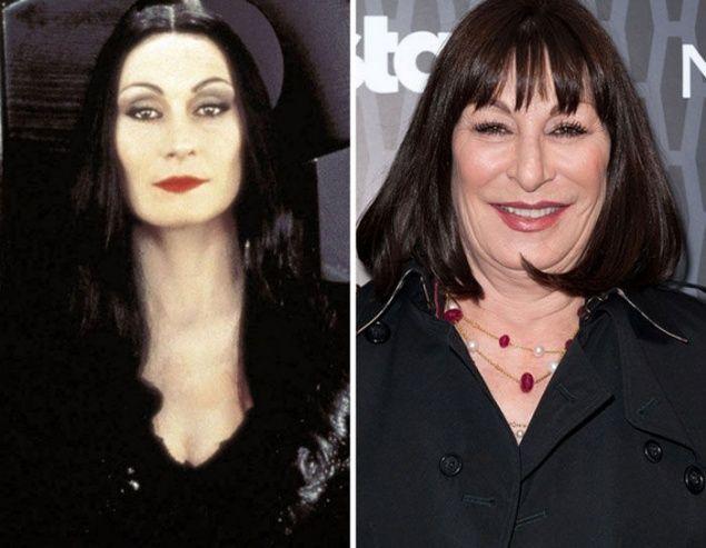 Cómo tener los personajes de la película La Familia Addams