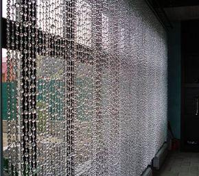 17 melhores ideias sobre cortinas de contas no pinterest - Cortinas de abalorios ...