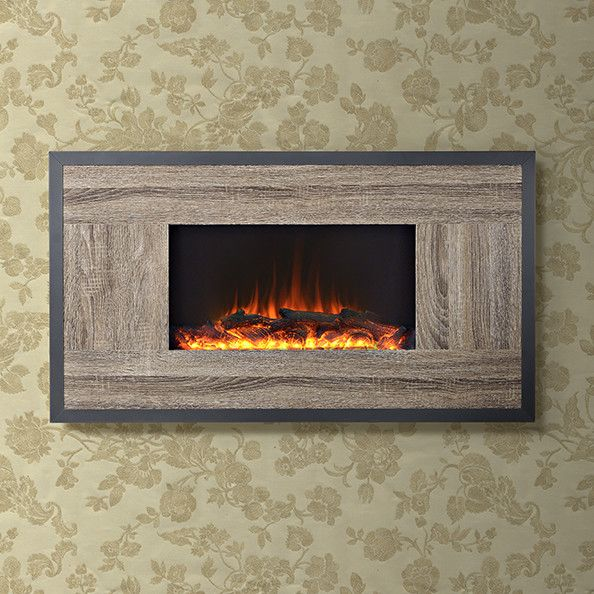 best wall mount electric fireplace heater fireplaces mounted fires uk