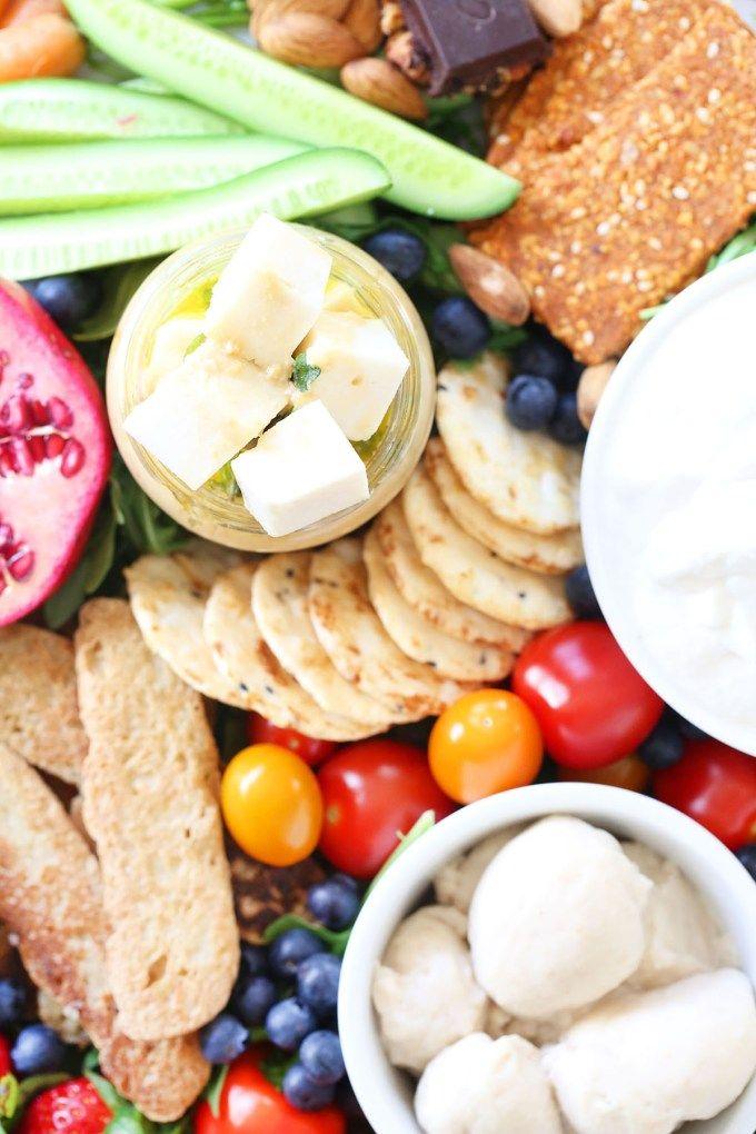 The Ultimate Vegan Cheese Platter Be Good Organics Cheese Platters Vegan Cheese Best Vegan Cheese