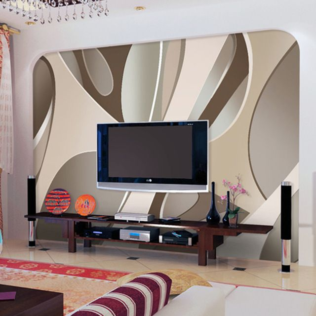 Las 25 mejores ideas sobre papel tapiz 3d en pinterest for Murales en paredes interiores