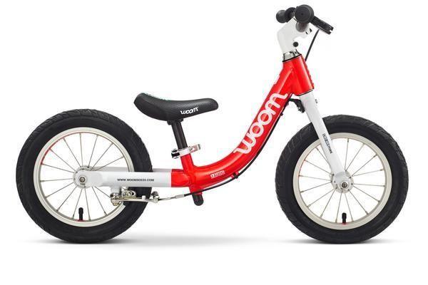 WOOM 1 | Bicicleta Pre-Bike 12 inch | 1.5-3,5 ani | 82-105 cm | 3,5kg  #Prebike #Kidbike #Kids ##bicycle #WoomBikes #copii #parinti #bicicleta #BicicletaCopii