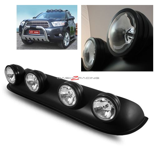 Ford Explorer Sport Trac Roof Off Road Fog Lights w/ Switch - Asheton needs this for his Nissan Frontier!