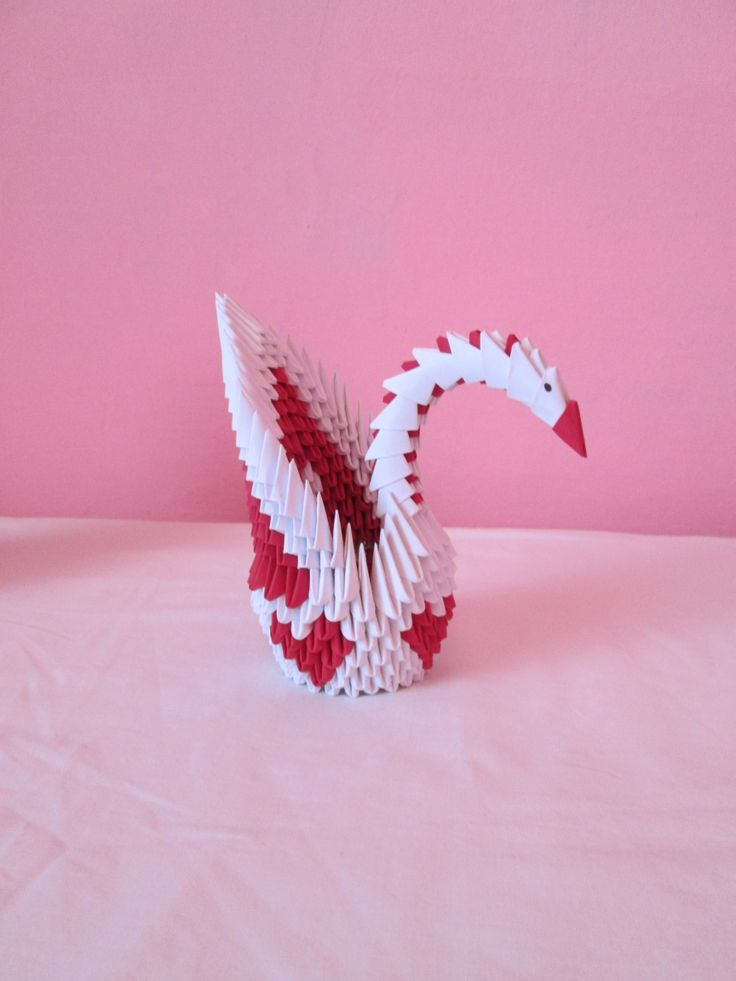 Heart Swan