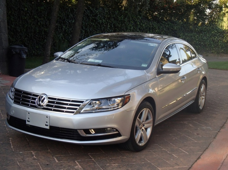 PICK# 8 VW Passat CC