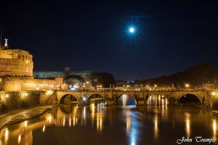 Rome Italy  By John Toumpis