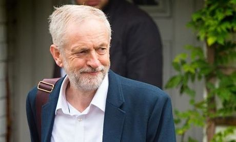 Jeremy Corbyn's shadow cabinet – older, more rebellious and less male | News | The Guardian