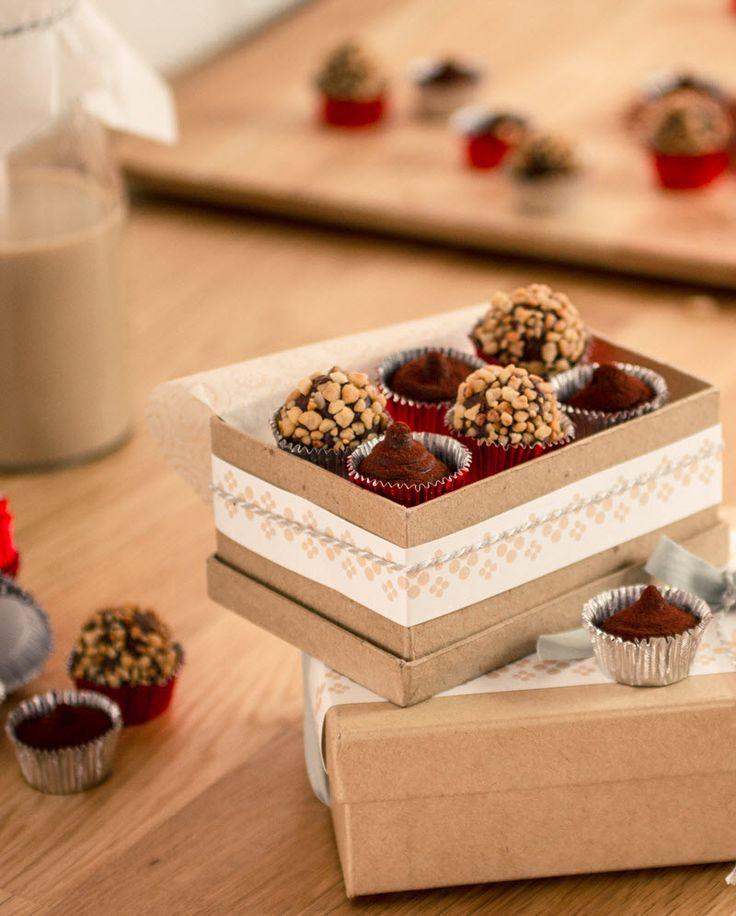 7 besten pralinen bilder auf pinterest pralinen kekse. Black Bedroom Furniture Sets. Home Design Ideas