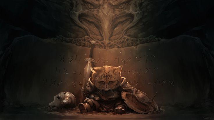 Arrow to the Knee: The Saddest Little Dragonborn in Skyrim