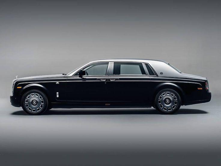Bespoke Rolls-Royce Phantom Zahra Returns To The Basics