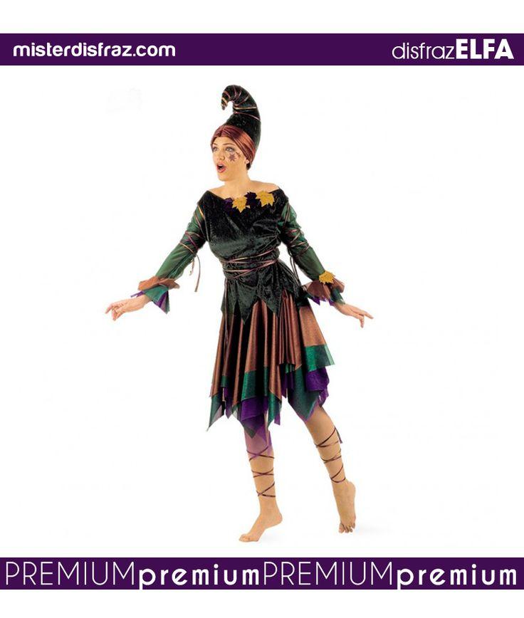 Disfraz de Elfa Para Mujer. Original disfraz de Elfa de los bosques.  #disfraz #disfraces #disfracesoriginales #disfracesdivertidos #disfracescachondos #disfracesgraciosos #disfrazmujer #disfrazelfa #elfa #carnaval #premium #disfracespremium #premiumoriginales #misterdisfraz