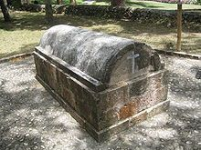 Annie Palmer~White Witch of Rose Hall - Tomb said to be Annie Palmer's at Rose Hall, Jamaica ~ Read Legend of Annie Palmer here: http://nationalparanormalassociation.blogspot.com/2013/02/the-legend-of-annie-palmer-white-witch.html