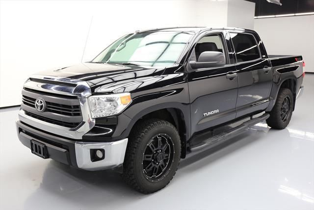 Nice Awesome 2015 Toyota Tundra SR5 Crew Cab Pickup 4-Door 2015 TOYOTA TUNDRA SR5 CREWMAX TSS REAR CAM 20'S 23K MI #094736 Texas Direct 2018