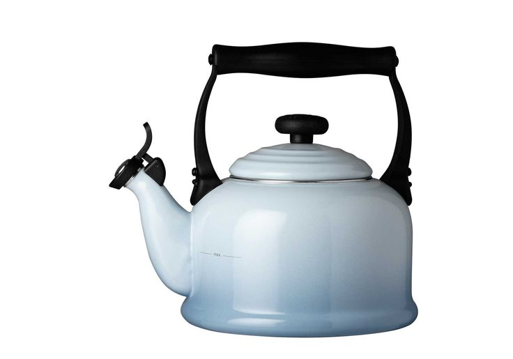 Traditional kettle by Le Creuset