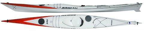 Cool boat   Mirage 530 Sea Kayak    #Kayaking #KayaksforSale #SeaKayaks #SeaKayaksforSale