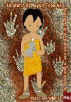 Le Storie di Topo Ao e della Piccola Maya sono la prima opera di Marco Serradimigni. Sono, e vanno letti - come giustamente suggerisce il sottotitolo -, come un atto di amore che un babbo ha voluto fare alla sua piccola. Le illustrazioni di Haisan descrivono le avventure di Maya, della sua famiglia e del suo fedele e speciale amico, Topo Ao.