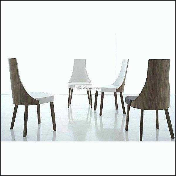 Salon Style Scandinave Moderne Unique Chaise Design Cuir Chaise