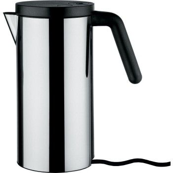 Alessi electric kettle hot it in black products i love - Bouilloire electrique alessi ...