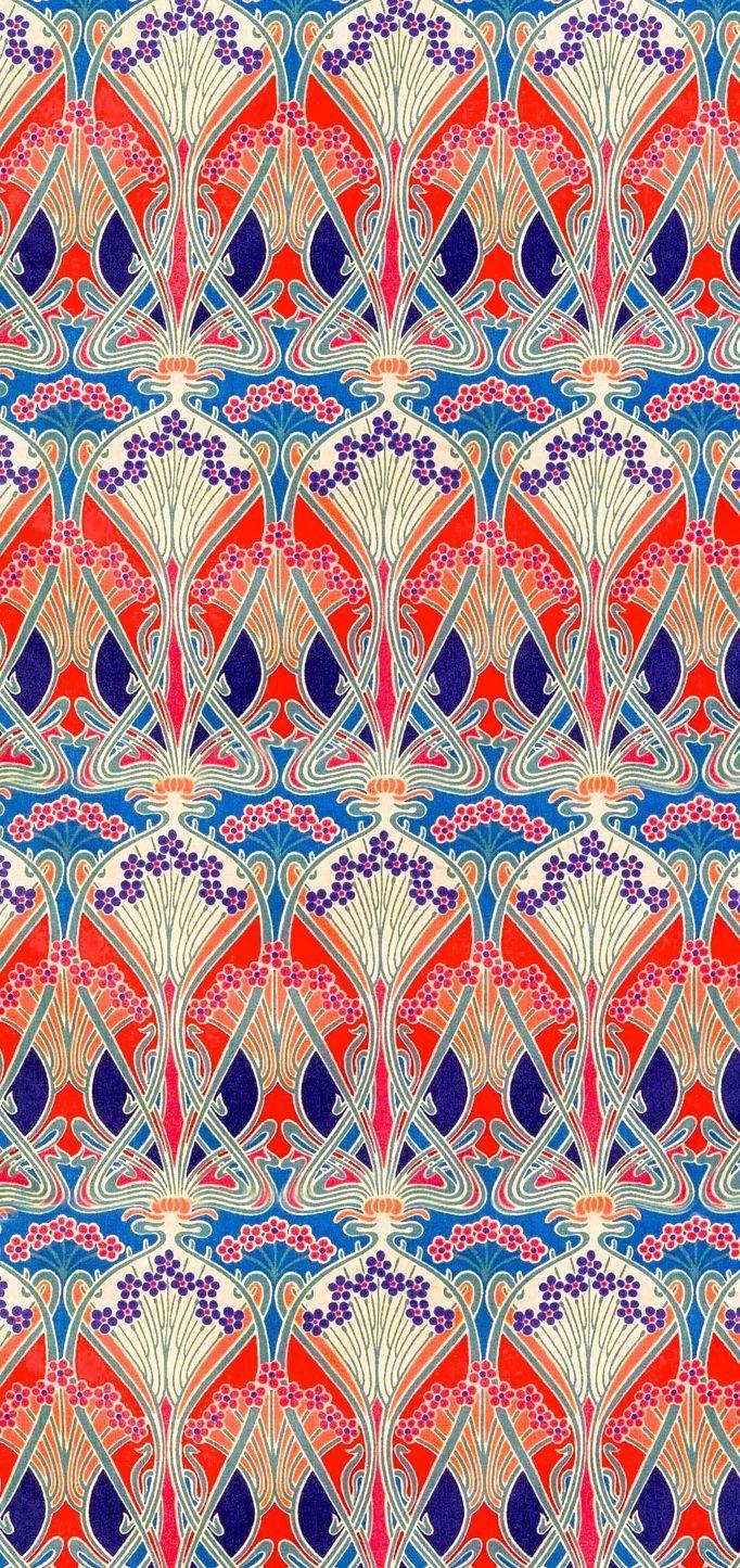 Liberty Ianthe silk