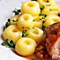 Recept : Jemné kluski | ReceptyOnLine.cz - kuchařka, recepty a inspirace