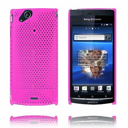 Atomic (Pink) Sony Ericsson Xperia Arc Cover