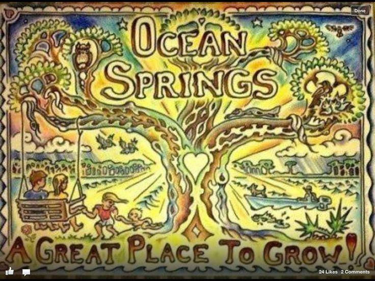 ocean springs mississippi | Ocean Springs, MS. ♥ | Mississippi